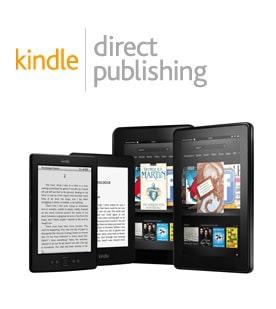 vendre un ebook sur amazon grâce à KDP d'amazon