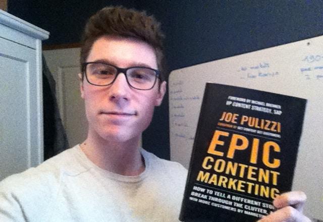 créer du contenu epique