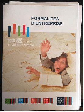 formalité autoentrepreneur