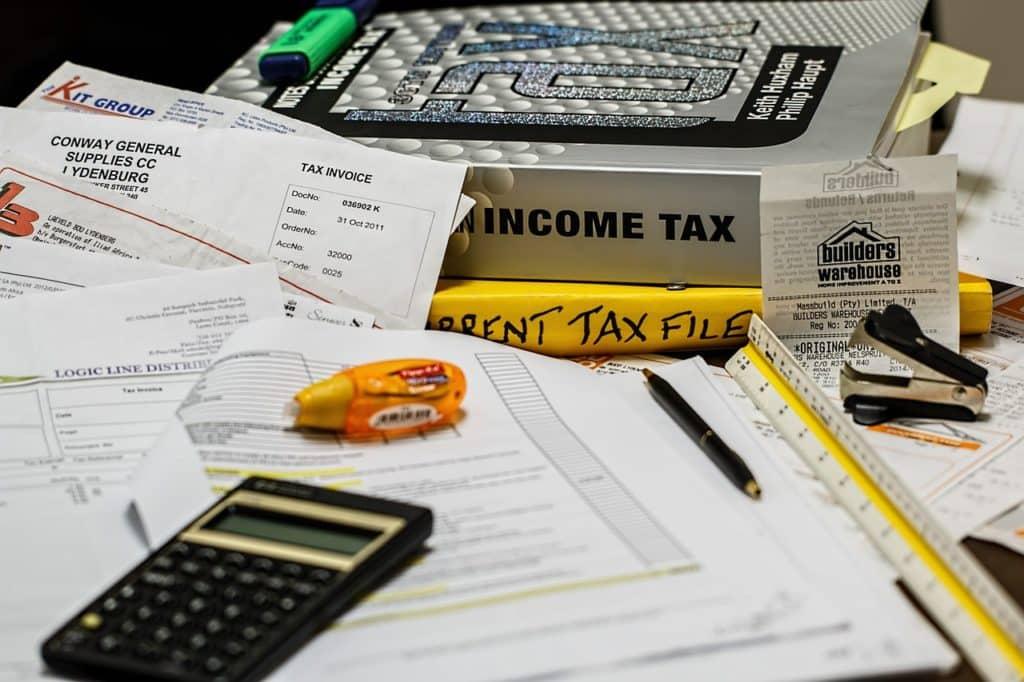 Comment devenir riche - fiscalité
